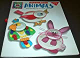 Paper Plate Animals, Bee Gee Hazell, 0768201454