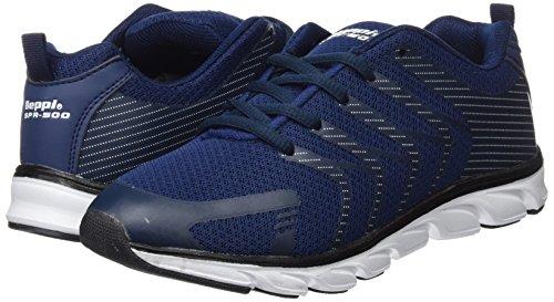 UK Unisex Sport Adults' Blue Shoe Sport BEPPI Shoe EU 40 Marinho 8Fq1x7R6w