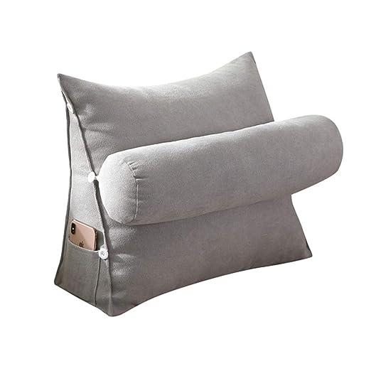 GEF Almohada Lumbar, sofá Ajustable Almohada Almohada cojín ...