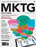 img - for MKTG 7 (with CourseMate with Career Transitions Printed Access Card) (New, Engaging Titles from 4LTR Press) by Charles W. Lamb (2013-02-07) book / textbook / text book
