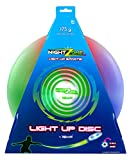 Limited Time Offer on Toysmith Nightzone Light Up Disc.
