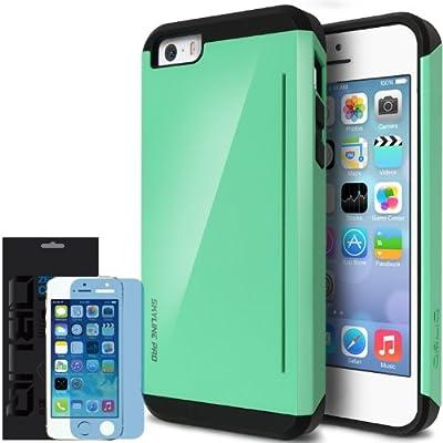 iPhone 5C Case Customized Design PC Hard Case Cover for iphone 5c - Black