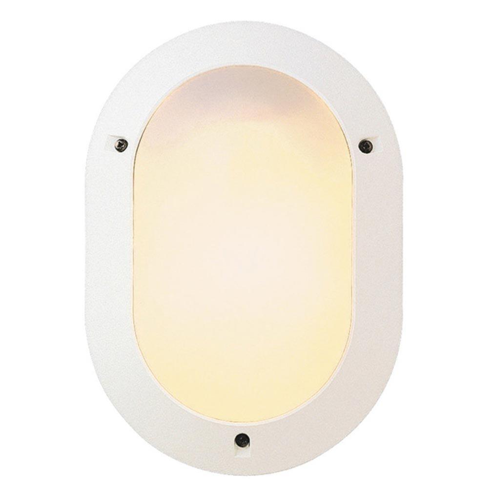 Magasin Salle De Bain Abbeville ~ Hublot Chartres Origine E27 Blanc Sans Lampe Ovale