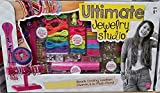 Ultimate Jewelry Studio Loom Friendship Bracelet Kit by Stusio