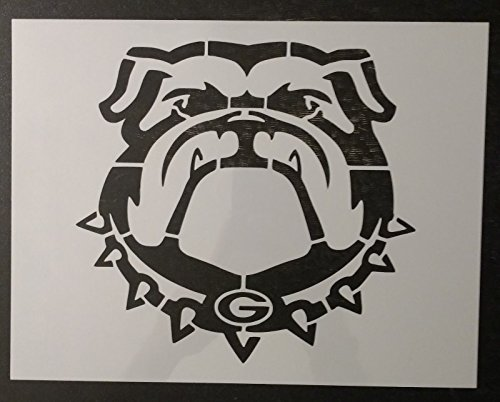 (TNS STORE Bulldog Bull Dog Georgia Bulldogs 11