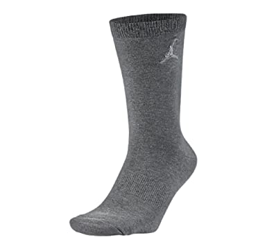 Nike Jordan 12 Black/White Crew Socks