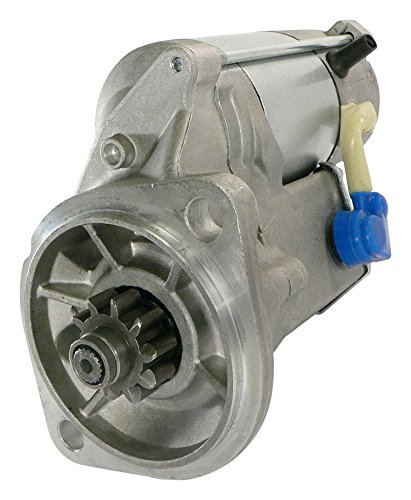 DB Electrical SND0408 Starter for Bobcat Compact Excavator 325 328 329 331 334 335 337 341 E25 E26 E32 E35 E42 E45 E50 E55 S100 //D1703E2B D1703B V2203EB V2003TEB V1505 //6670727 7253205