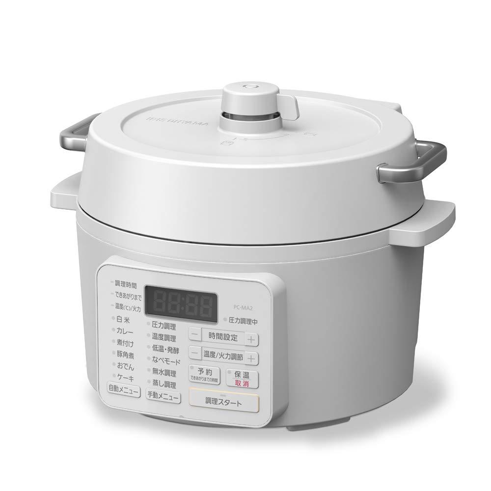 スイッチを押すだけで煮込みもケーキも作れる! 圧力鍋で時短料理しちゃおう