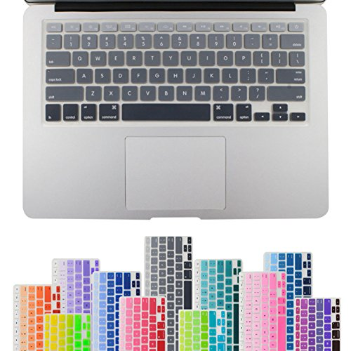 """All-inside MacBook Air / Pro / Retina 13"""" 15"""" 17"""" Silicone Keyboard Cover Skin Ombre Color"""