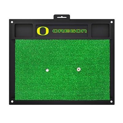 FANMATS 15513 University of Oregon Golf Hitting Mat