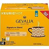 Gevalia Signature Blend Coffee, Mild Roast, K-Cup Pods, 36 Count