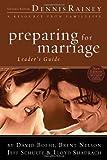 Preparing for Marriage Leader's Guide, David Boehi, 0830746412