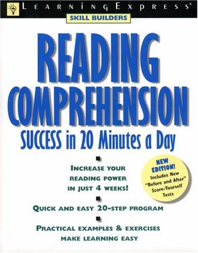 Reading Comprehension Success (Skill Builders (Learningexpress))