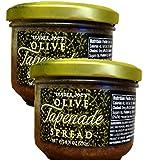 Trader Joe's Olive Tapenade Spread 2 Jars