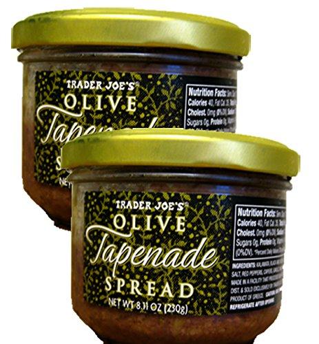 Trader Joe's Olive Tapenade Spread 2 - Spread Olive Kalamata