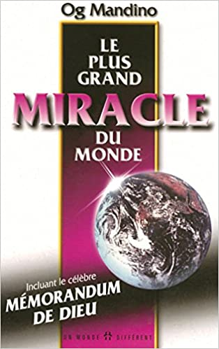 Amazon Fr Le Plus Grand Miracle Du Monde Collectif Livres