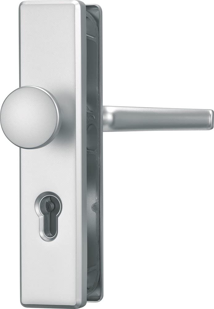 ABUS 210327 - Cerradura para puerta principal (KLS114 F1 EK)
