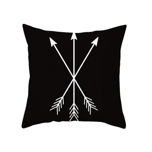 Fundas para Cojines Cuadrado almohada cubierta decorativa de ...