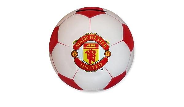Manchester United F. C. - Hucha, diseño de balón de fútbol de ...