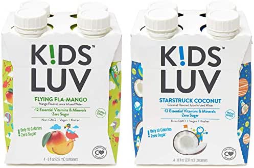 Juice Boxes: KidsLuv