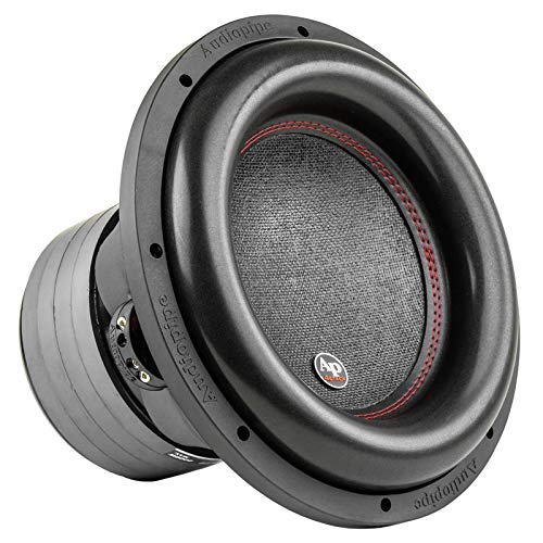 (AudioPipe Sub-BDC4-12D2 12-Inch Subwoofer Dual 2 Ohm 1100 Watts RMS Car)