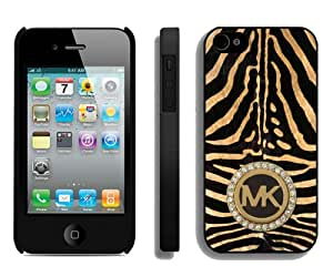 Beautiful And Unique Designed Case For iPhone 4S With Michael Kors 70 Phone Case