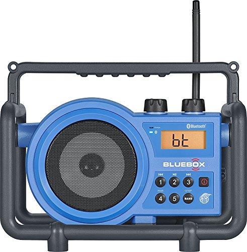Radio Fm Receiver, Sangean Am Rechargeable Handheld Rugged R
