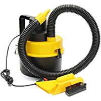 12V Auto Car Wash Dirt Dust Vacuum Cleaner Portable Mini Aspiradora Handheld