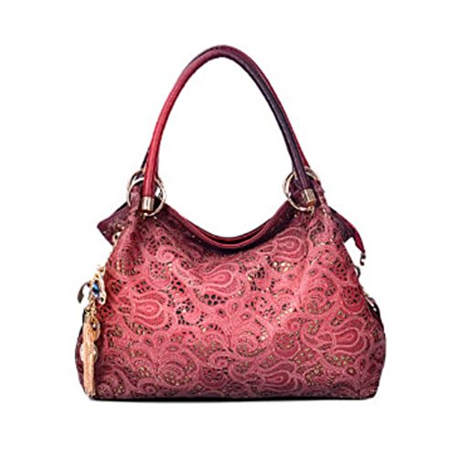 Walcy PU Leather European And American Style Women's Handbag,Dumplings Type (Nordstrom Lace Briefs)