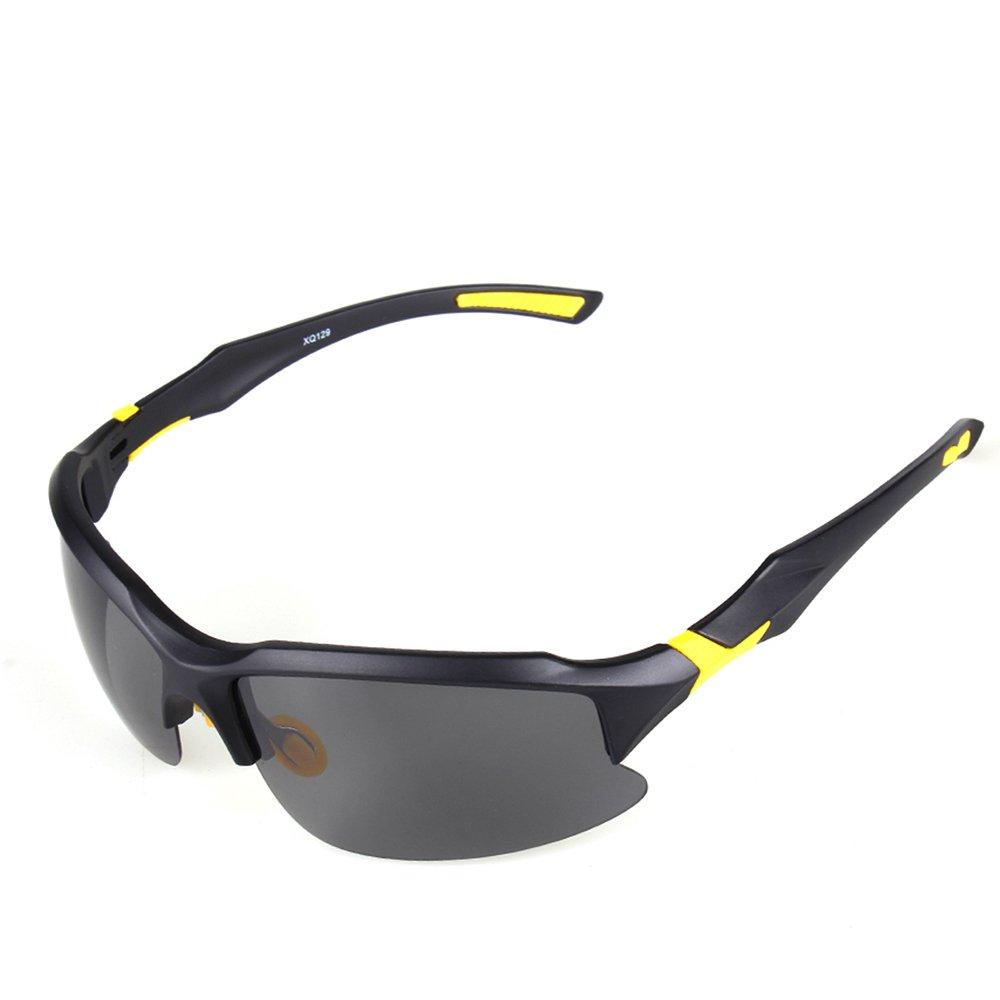 VITALITE antiniebla gafas para ciclismo bicicleta polarizadas para Running Driving Racing Blanco blanco: Amazon.es: Deportes y aire libre