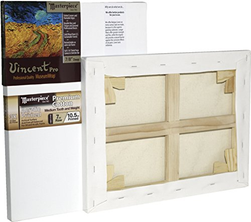 Masterpiece Vincent Master Museum Stretched product image