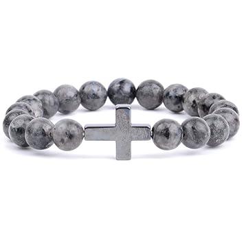 50-70% de réduction le plus populaire économiser jusqu'à 80% DLIAAN Bracelets Religieux Chrétien Bracelets pour Hommes ...