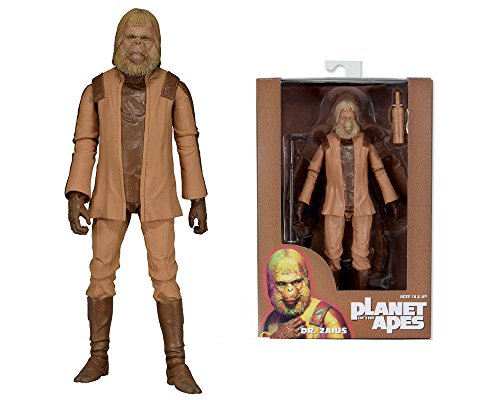 "Planet Of The Apes 30072 7-inch ""series 1 Dr Zaius"" Figure"