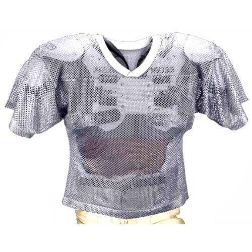 Adams Youth Porthole Mesh Practice Football Jersey hot sale