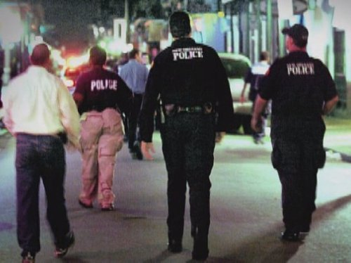 Law and Disorder (Katrina Hurricane)