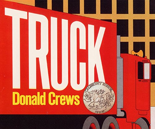 donald crews board books - 3