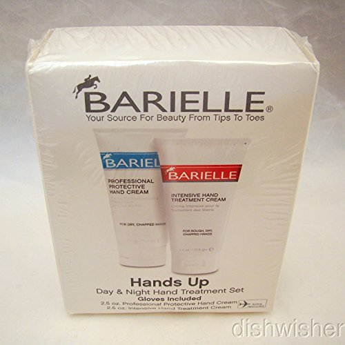 - Barielle Hands Up Day & Night Hand Treatment Set 2.5 oz.