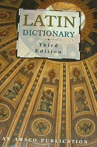 LATIN Dictionary 3rd Edition