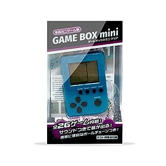 Amazon.com: KincoBa Tetris Consola de Juego Mini Llavero ...