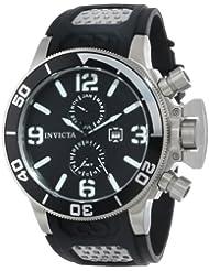 Invicta Mens 0756 Corduba Collection GMT Multi-Function Watch