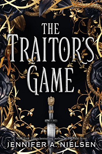 Amazon the traitors game the traitors game book 1 ebook the traitors game the traitors game book 1 by nielsen jennifer fandeluxe Image collections