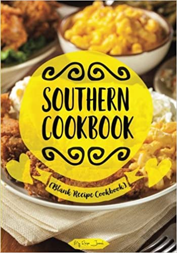 Southern cookbook blank recipe cookbook 7 x 10 100 blank recipe southern cookbook blank recipe cookbook 7 x 10 100 blank recipe pages my recipe journal blank book billionaire 9781541162761 amazon books forumfinder Choice Image