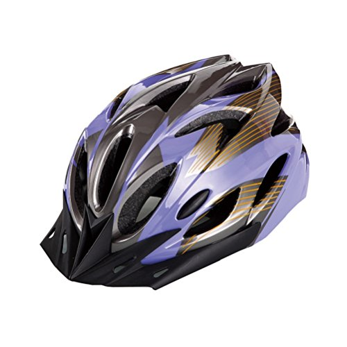 Purple Riding Helmet - 9