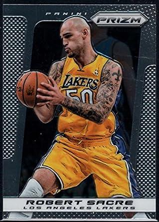 abd03e43b Amazon.com  Basketball NBA 2013-14 Panini Prizm Commons  106 Robert ...