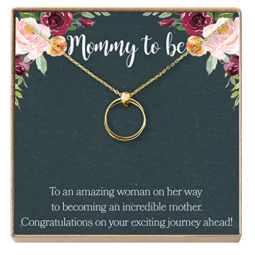 Dear Ava Necklace Pregnant New Mom Expectant Mother Friend 2