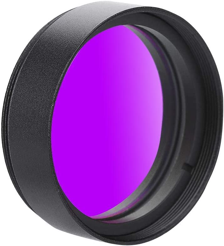 Wandisy UHC Deep Sky Filter Datyson 1.25 for Telescope Eyepiece