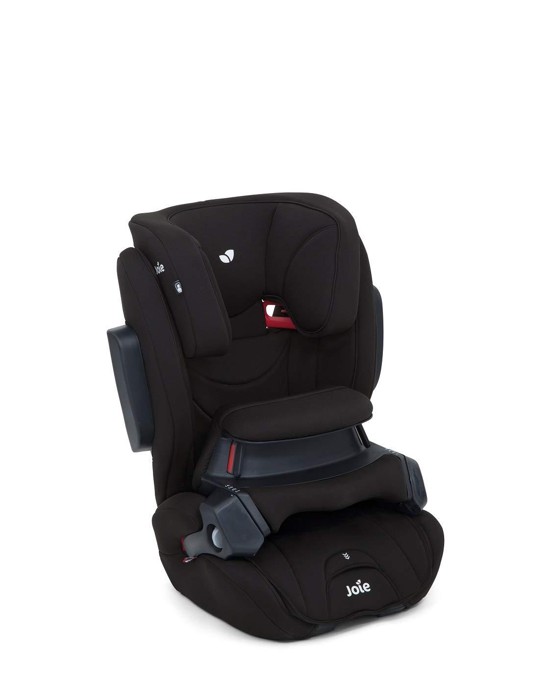 Auto-Kindersitz Traver Shield Gruppe 1//2//3 Design Coal Joie C1701BACOL000
