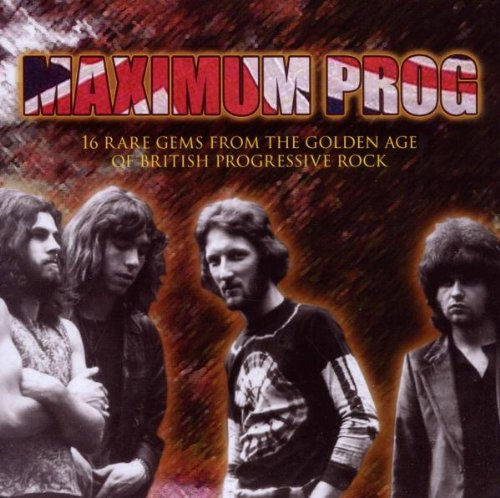 Maximum Prog: 16 Rare Gems From Golden Age (Workshop Gems)