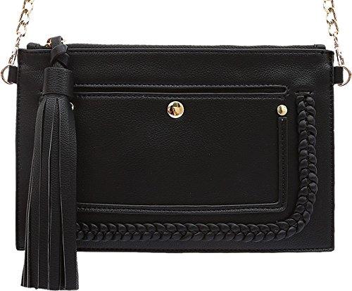melie-bianco-sawyer-vegan-leather-flat-clutch-wristlet-crossbody-bag-with-tassel
