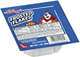 Kellogg's Frosted Flakes Cereal, 1-Ounce Bowls (Pack of 96)
